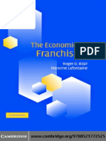 The_Economics of Franchise