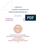 Civil Miniproject HariPrasad