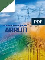 Catálogo Industrias Arruti SA
