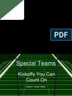 Special Teams-USA Tackle Football