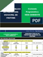 LEI DE POLÍTICA NACIONAL DO MEIO AMBIENTE - LINO