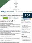 Usando a API iText Para Gerar Documentos PDF Em Java _ Artigo - ForumWEB o Seu Portal de TI!