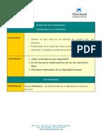 PDF Tema 9 Dignidad de La Persona