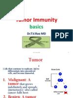 Tumor immunity