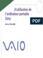 manuel sony VAIO.pdf