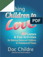 Invata copiii sa iubeasca