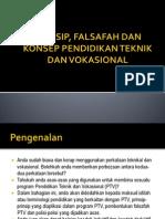 Kuliah 2 & 3 - Prinsip, Falsafah Dan Polisi PTV