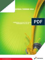 PERTAMINA Industrial Turbine Oils