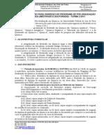 Edital Completo 2 2011