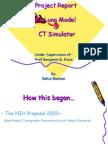 Rahul Lung CTSim Report