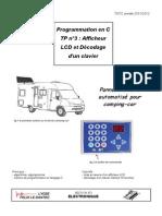 TP ProgC Clavier