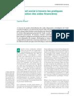 Avenel - Travail Social Et Aides