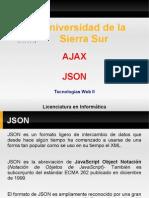 Ajax - JSON