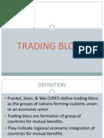 Trading Blocks