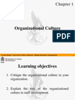 1.Organisational Culture- AGH