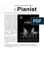 the pianist analytical response essay unrest violence documents similar to the pianist analytical response essay