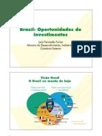brasil investiment opportunities