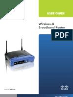 Linksys WRT54G User Guide