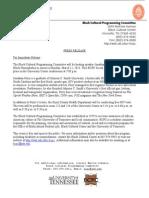 press release samples