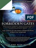 Forbidden Gates - Thomas& Nita Horn