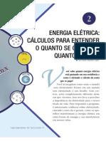 Cálculo de consumo de energia elétrica