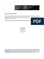 World Bank Working Papers