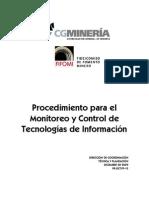 Proc Monitor Control Ti