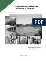 Manual de Agricultura Organica Zona Sur