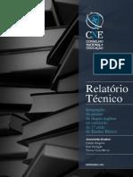 conselho nacional de educação 2013_relatório técnico 'integração no ensino da língua inglesa no currículo do 1º ciclo' [dez].pdf