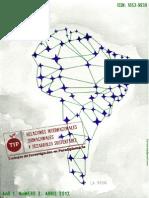 Paradiplomacia Nuevo Federalismo, Nuevas Agendas