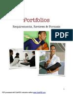 PR Portfolio Reviews Overview
