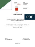 analiza financiare objektit