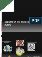 Geografía de México y del Mundo