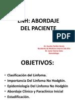 LINFOMA ABORDAJE