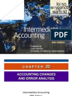 Intermediate Accounting vol.2  chapter 22