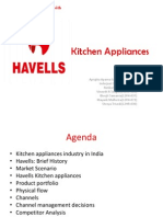 Havells Kitchen Appliances