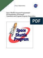 NASA Shuttle Retirement Enviromental Impact Report