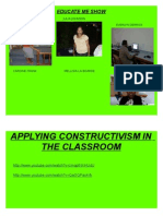 Applying Constructivism in the Classroom (1)