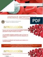 3. ANEMIAS MICROCITICAS