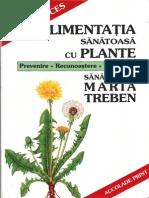 Maria Treben, Alimentatia sanatoasa cu plante