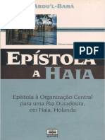 Epístola a Haia
