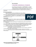 COAGULAÇÃO SANGUINEA - TROMBOSE E HEMORRAGIA (2)
