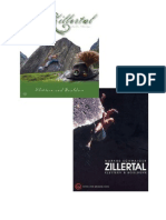 Zillertal climbing guide