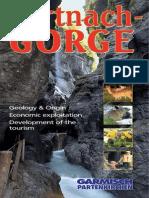 Partnach Gorge! flyer
