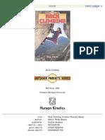 Phil Watts - Rock Climbing (Outdoor Pursuits Series)