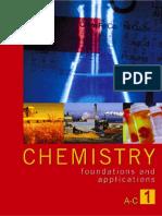 Chemistry Foundation