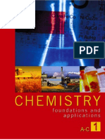Chemistry Foundation