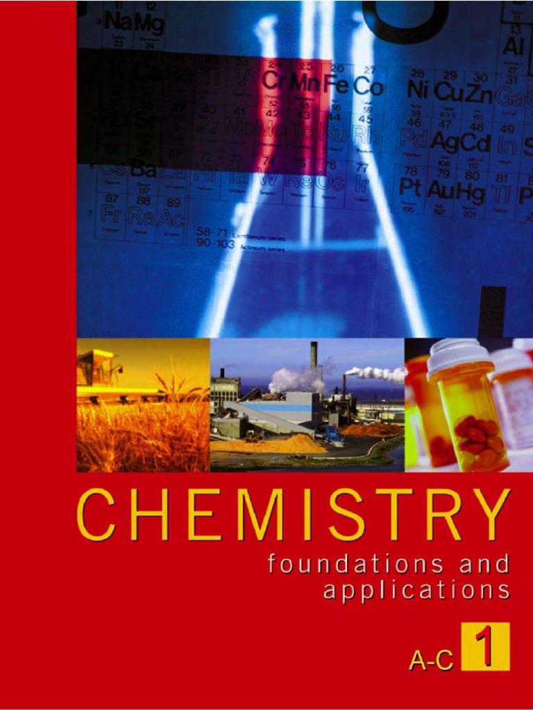 77d770efa624f Chemistry Foundation
