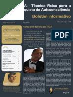 23 Boletim Informativo Da Tfca 20 de Novembro de 20101