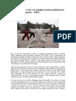 Chen Xiaoxing - Artigo 2005
